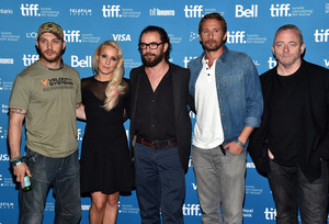 """The Drop"" Press Conference - 2014 Toronto International Film Festival"