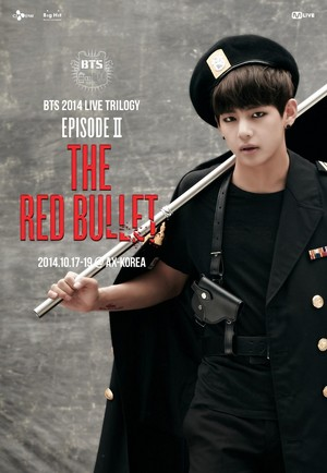 'The Red Bullet'