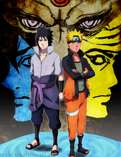 Sasuke Ichiwa fond d'écran with animé titled *The Successor*