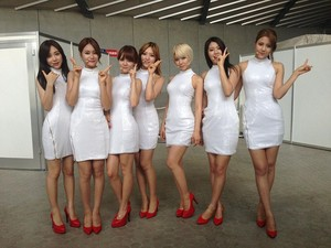 140817 AOA at A-Nation Japan Festival