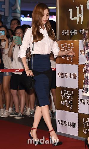 140828 TaeTiSeo - My Brilliant Life VIP Premiere