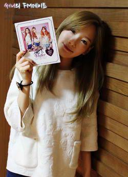 140919 Taeyeon @ Sunny's FM tarehe