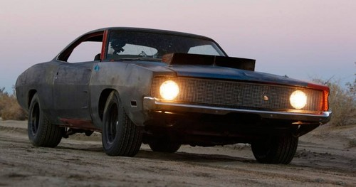 Nocturnal Mirage Wallpaper Called 1969 Dodge Charger Rat Rod