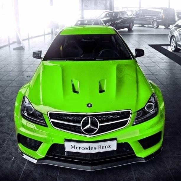 2012 Mercedes C63 AMG