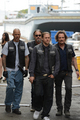 7x03 - Playing with Monsters - Happy, Chibs, Jax and Tig