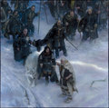 A Song Of Ice And огонь - 2015 Calendar - Nights Watch