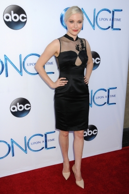 "Georgina Haig fond d'écran called ABC's ""Once Upon A Time Season 4"" Red Carpet Premiere"