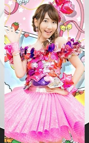AKB48 Official muziek Game Kokoro no Placard