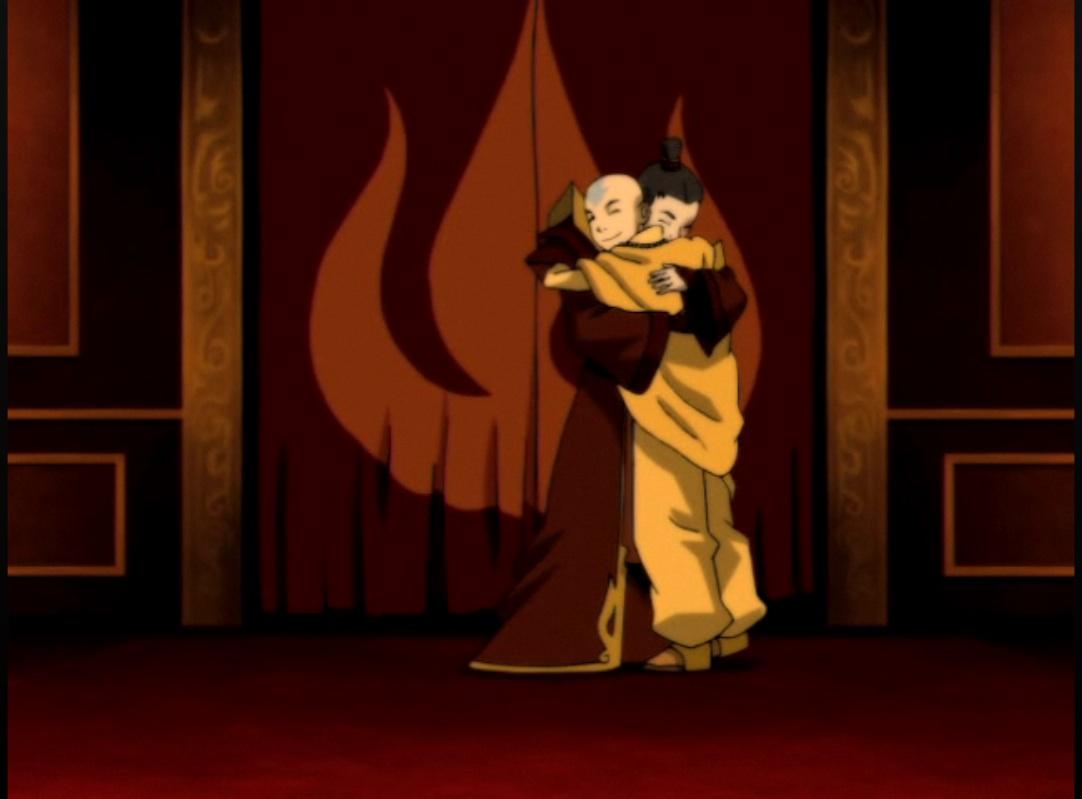 Avatar Der Herr Der Elemente Bilder Aang And Zuko Hd Hintergrund