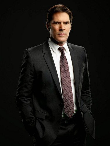SSA Aaron Hotchner वॉलपेपर with a business suit, a suit, and a single breasted suit titled Aaron Hotchner