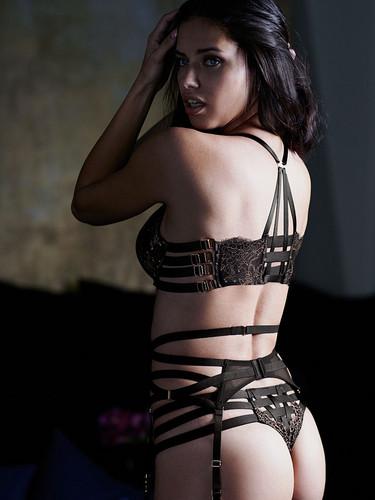 阿德里亚娜·利马 壁纸 containing a bikini called Adriana Lima