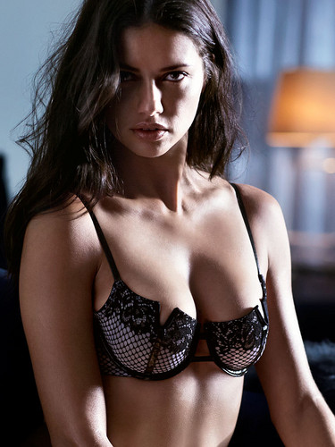 Adriana Lima achtergrond containing a brassiere and an verheffen, uplift called Adriana Lima