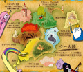 Adventure Time Map