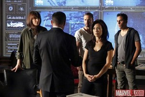 Agents of S.H.I.E.L.D. - Episode 2.01 - Shadows - New Promo Pics