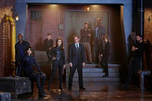 Agents of S.H.I.E.L.D. - Season 2 - Cast Promotional fotografia