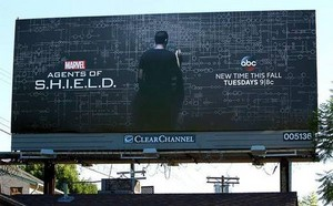 Agents of S.H.I.E.L.D. - Season 2 - L.A Billboard