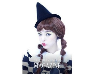 "Ailee 3rd mini album ""Magazine"""