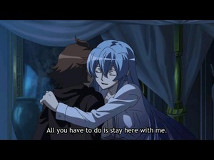 Akame stay here