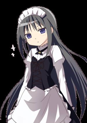 Akemi Homura Maid