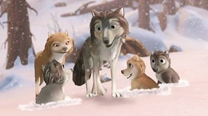 All the wolfs family