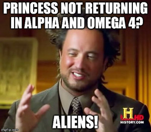 Alpha and Omega Meme