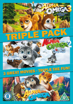Alpha and Omega triple pack