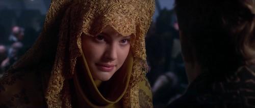 ویژن ٹیلی & Movie Couples پیپر وال entitled Anakin and Padme