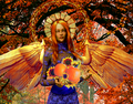 Angel of Autumn - angels photo