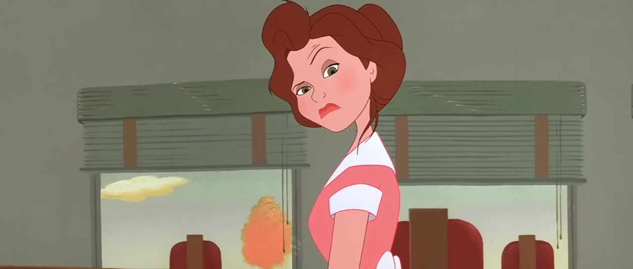 Animated Heroines - Annie Hughes