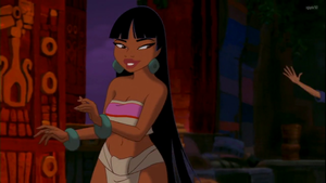 Animated Heroines - Chel