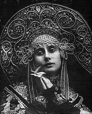 Anna Pavlovna (February 12 [O.S. January 31] 1881 – January 23, 1931