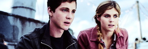 Annabeth Chase and Percy Jackson 💎