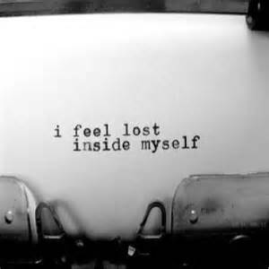 Are आप लॉस्ट Inside Yourself?