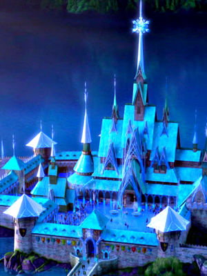 Arendelle 城堡