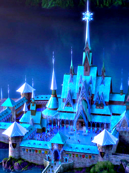 Frozen images Arendelle Castle wallpaper and background ...