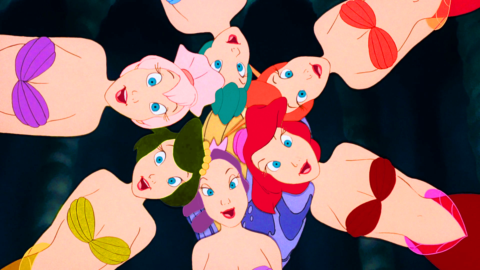 Ariel's Sisters - Musical-inspired