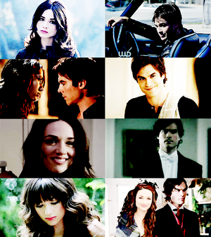 Atie and Damon/Ian (A Dustland Fairytale)