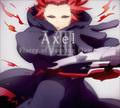 Axel                           - kingdom-hearts fan art