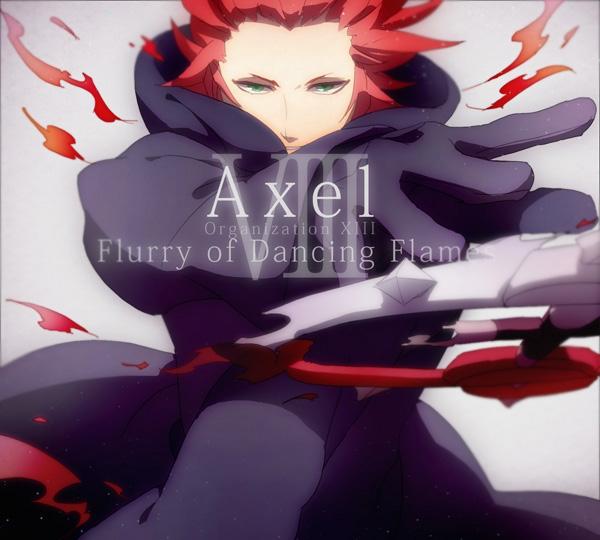 What are your feelings toward Axel? - Kingdom Hearts - Fanpop