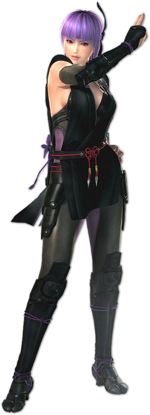 Ayane/The Killer Kunoichi