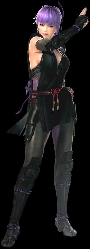 Ayane/The Killer Kunoichi