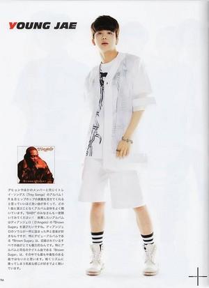B.A.P for 10 Asia Magazine Jepun Ver