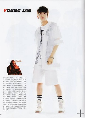 B.A.P for 10 Asia Magazine Hapon Ver