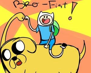 BRO - Fist!