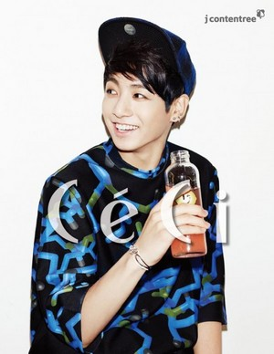 BTS for 'CeCi'