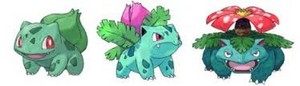 Balbasaur evolution