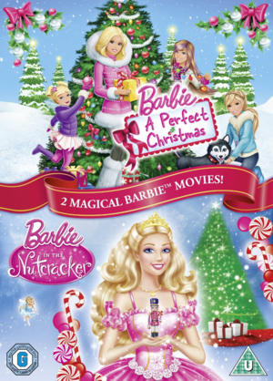 Barbie: A Perfect Christmas and Nutcracker 2014 Box Set