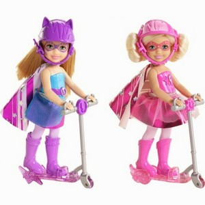 barbie in Princess Power Chelsea bonecas