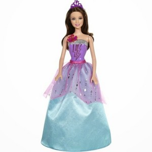 Барби in Princess Power Doll