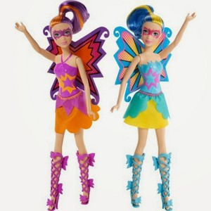Barbie in Princess Power Dolls